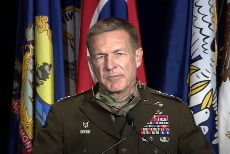 Американский генерал: Численность армии США рекордно низкая за последние 20 лет