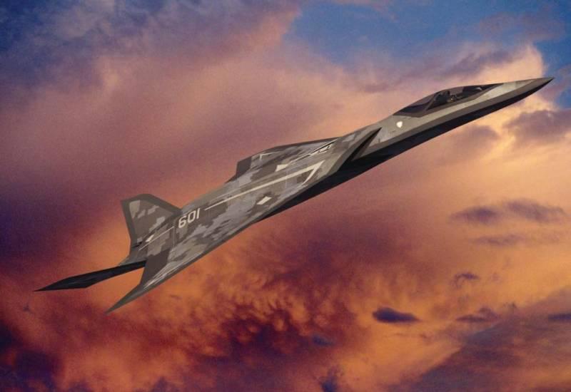 Шесть предсказаний об истребителе шестого поколения. Версия компании Raytheon