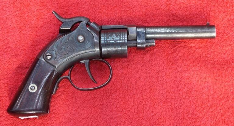 Карманные пистолеты и револьверы