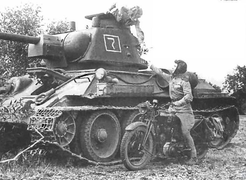 पहाड़ बताएंगे। सार्जेंट आंद्रेयानोव का टैंक युद्ध
