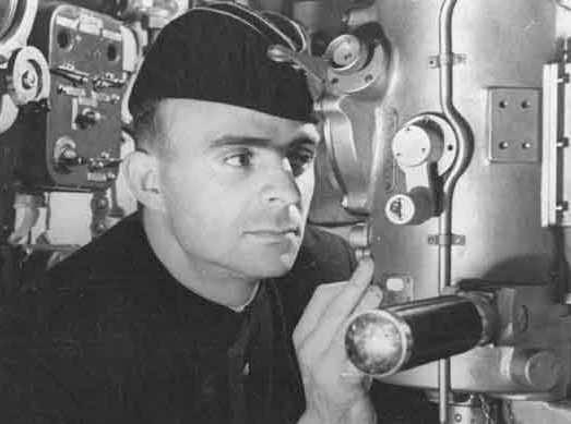 Добровольцы – подводники Испанской войны
