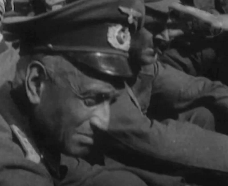 Concerns of German senior officers during surrender to Soviet captivity