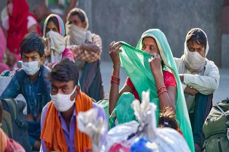 Ад на земле: ковид в Индии угрожает всему миру