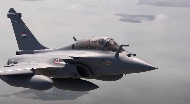Цена истребителей Rafale для Египта оказалась на 70 млн долларов ниже цены для Индии