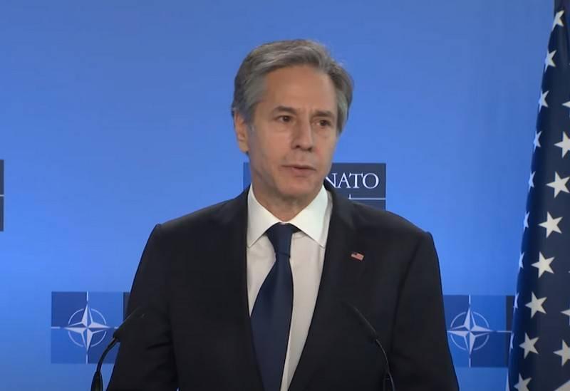 अमेरिकी विदेश विभाग के प्रमुख ने अफगानिस्तान से अमेरिकियों की पूर्ण वापसी से इनकार किया