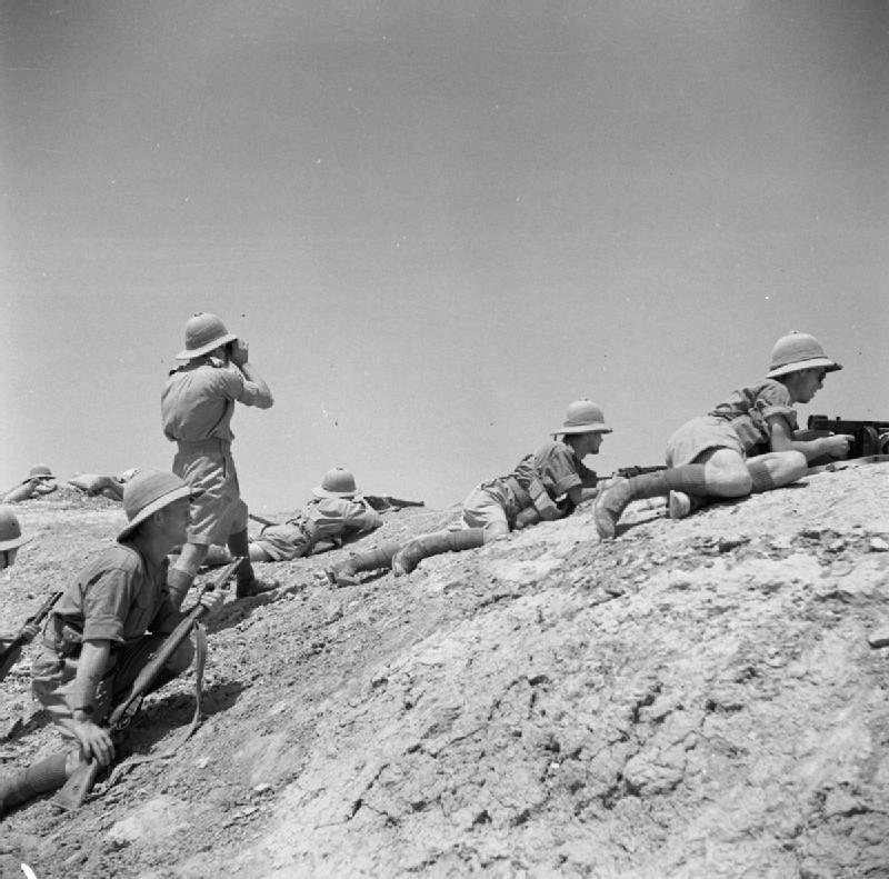 Иракский блицкриг британской армии