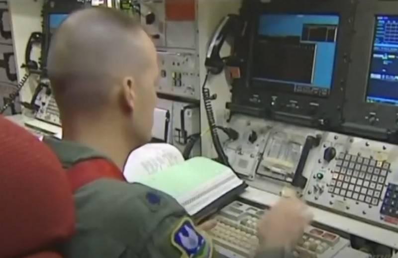 """""""原因不明"""":美国空军未能测试""""民兵III""""洲际弹道导弹的发射"""
