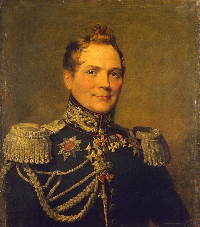 Tarutino와 Maloyaroslavets 전투에서 러시아 군대