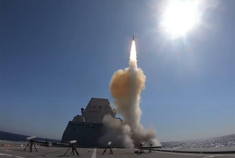 Les États-Unis vont démanteler les canons de 155 mm des destroyers furtifs Zumwalt pour le futur déploiement de missiles hypersoniques