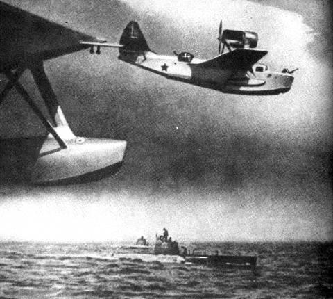 Marine Nahaufklärungsflugzeug MBR-2