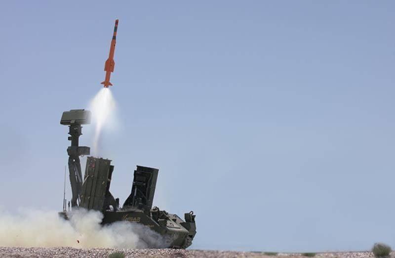 Türkisches Flugabwehr-Raketensystem HISAR