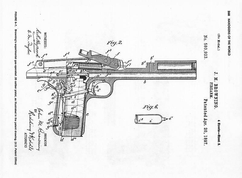 A pistola que matou o arquiduque Franz Ferdinand