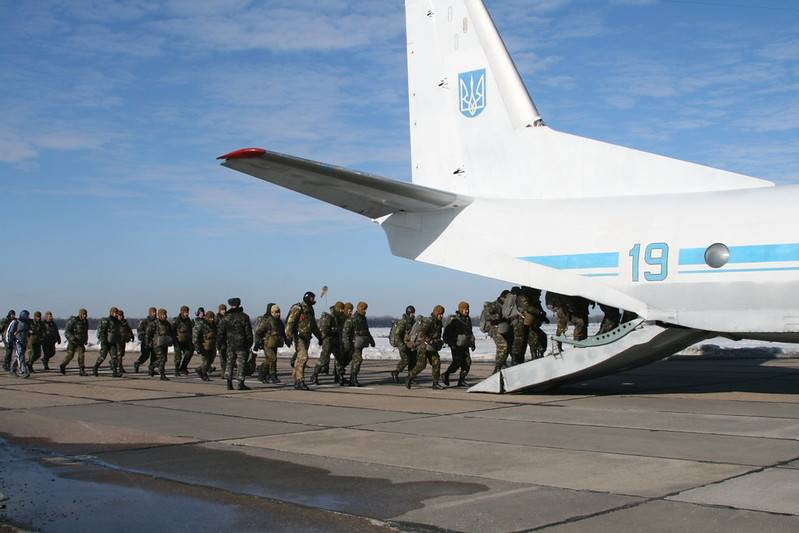 Revealed the reasons for the death of cadets in the An-26 plane crash near Kharkov