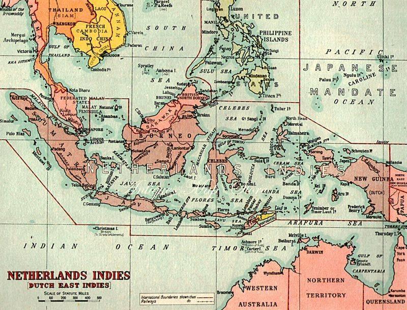 Провинциальный, периферийный, но тоже ленд-лиз