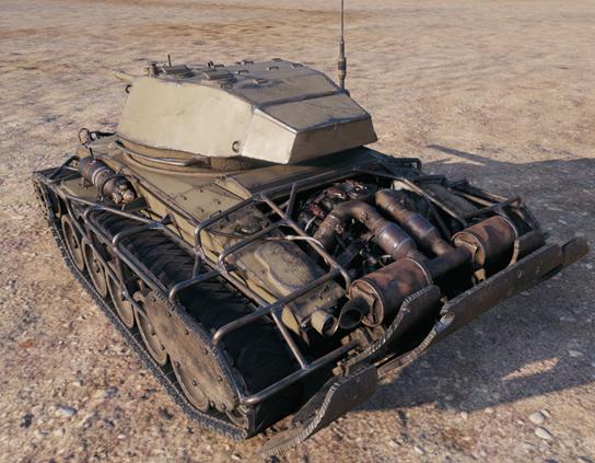 """Fictional"" tanks or alternative history?"
