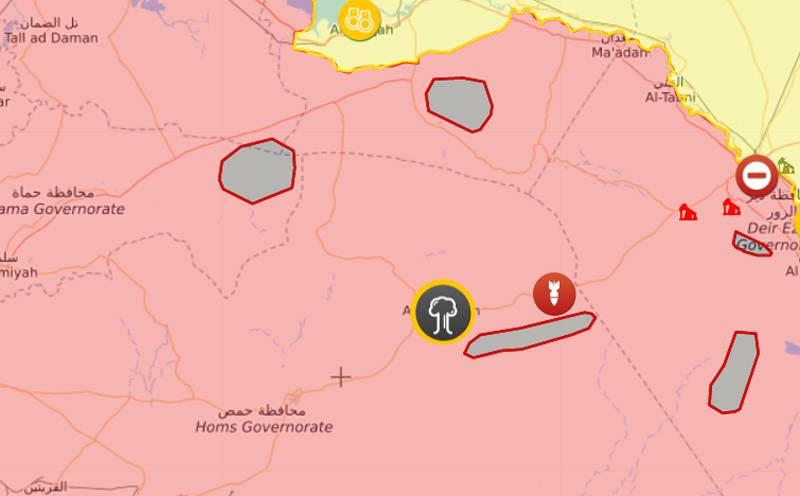 Mensajes desde Siria: las fuerzas aeroespaciales rusas realizan una operación contra los militantes de ISIS utilizando bombas aéreas BetAB-500