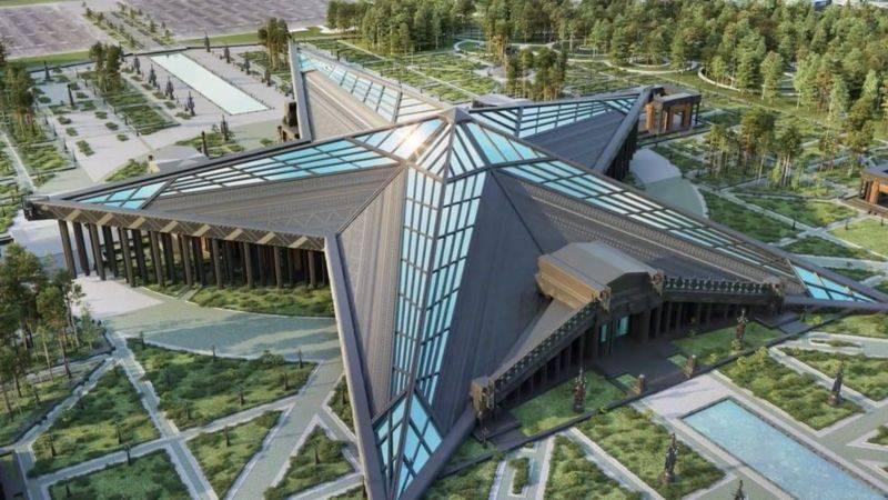 New Star of Patriot: el Museo de las Fuerzas Armadas se prepara para moverse