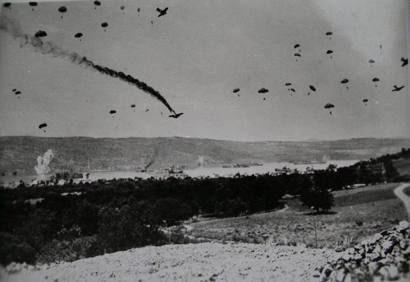 कैसे जर्मन सैनिकों ने क्रेते पर धावा बोल दिया