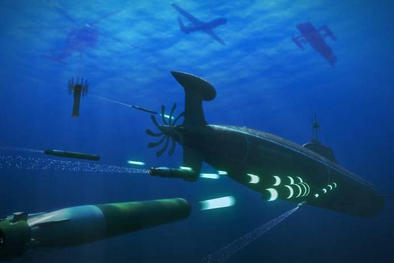 Es gibt keine Geheimhaltung mehr: U-Boote der üblichen Art sind zum Scheitern verurteilt