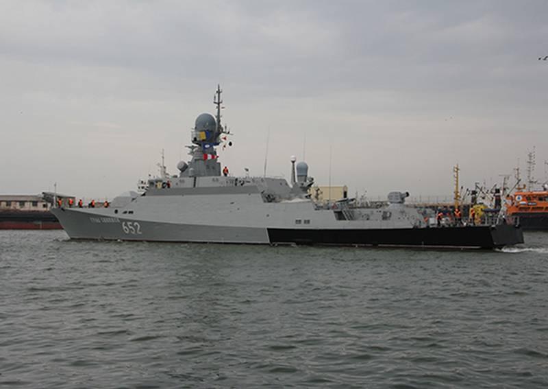 Rússia e Cazaquistão iniciam exercícios navais conjuntos no Mar Cáspio