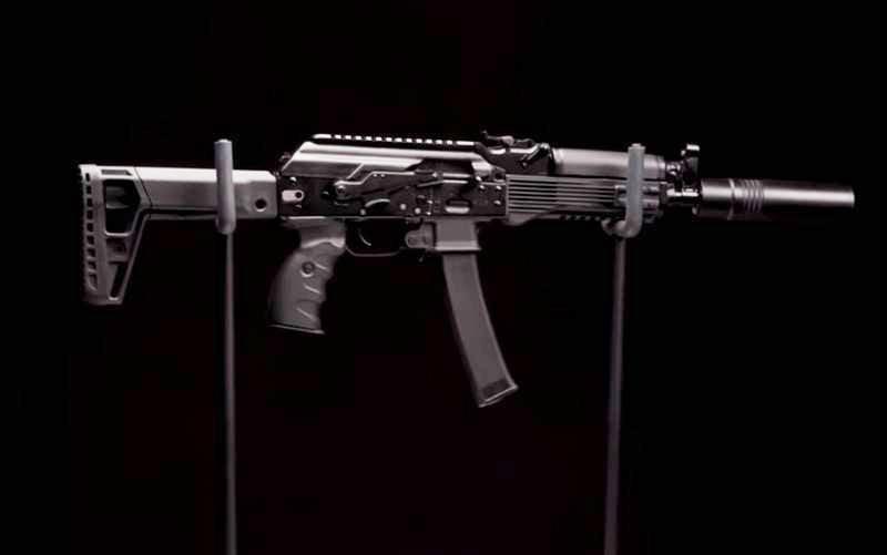 Пистолет-пулемёт ППК-20 войдёт в носимый аварийный запас российских лётчиков