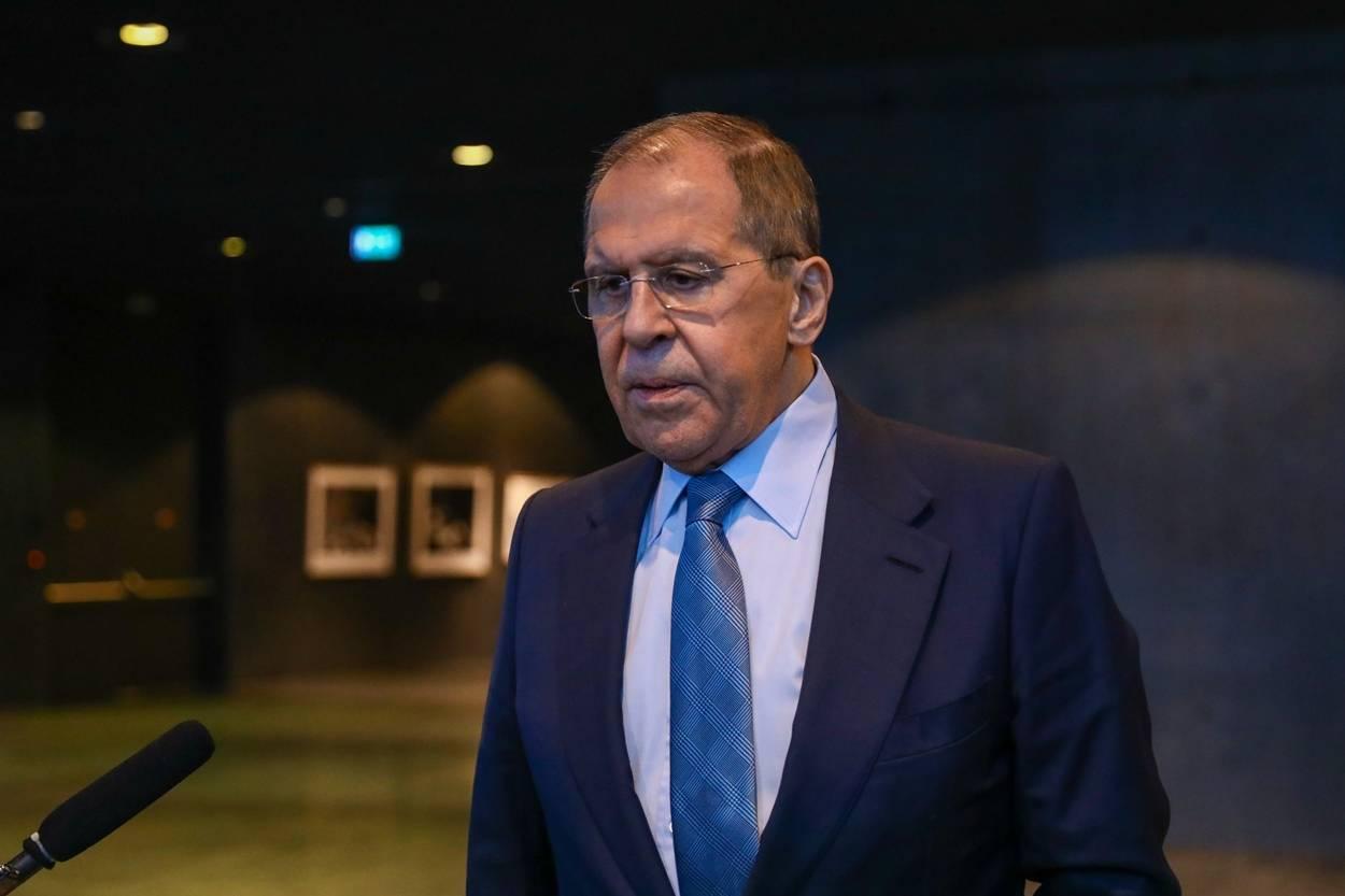 Лавров заявил, что Арктика — российская