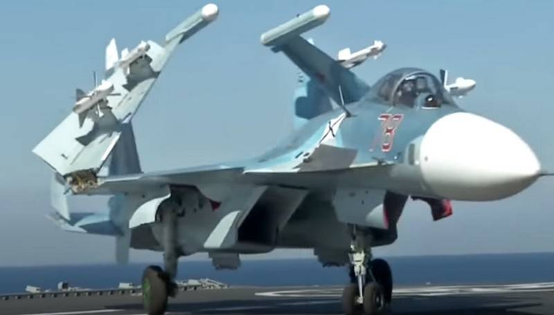 """""""The problem is not in the aircraft carriers, but in the planes"""": the Chinese media about the weaknesses of the Russian fleet"""