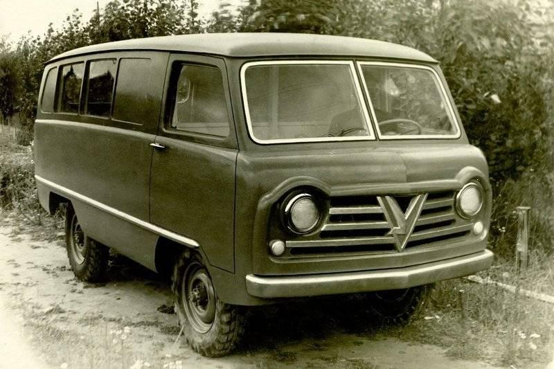 UAZ-469: les légendes ne sont pas nées