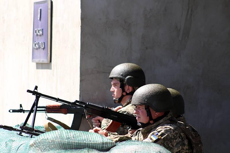 «Они формируют надежный форпост»: Территориальная оборона Украины в приграничных областях готовится к «гибридным атакам»