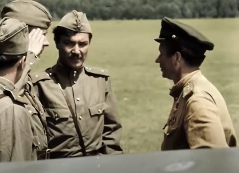 О времени подготовки и опыте советских военных лётчиков в годы Великой Отечественной
