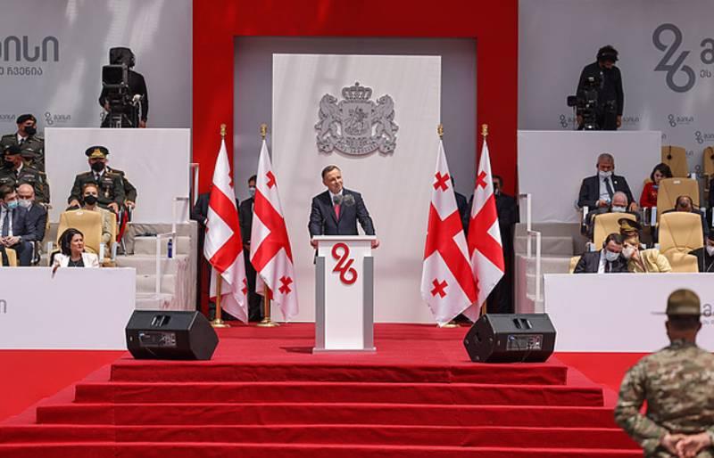 Польские пользователи отреагировали на слова президента Дуды о «ненормальности России»