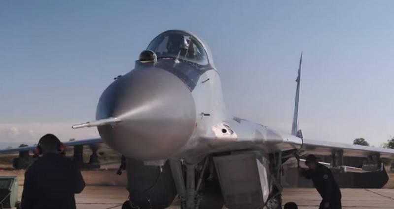 """""""俄罗斯再次未能履行其义务"""":保加利亚指责俄罗斯联邦推迟了对MiG-29战斗机的维修"""