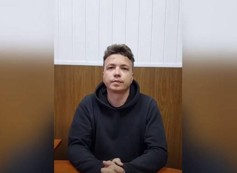 В Луганске возбудили уголовное дело в отношении задержанного в Белоруссии Протасевича