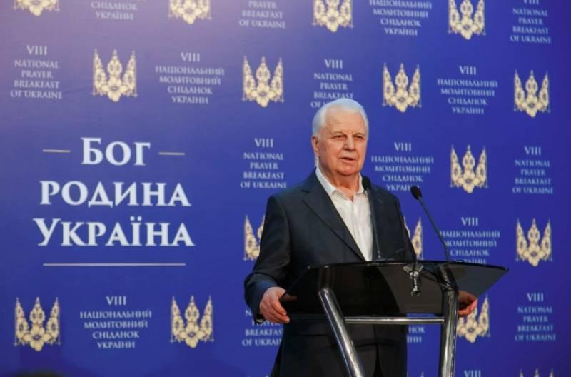 Ministro das Relações Exteriores Lavrov: Não cabe a Kravtchuk decidir onde e como o grupo de contato no Donbass funcionará
