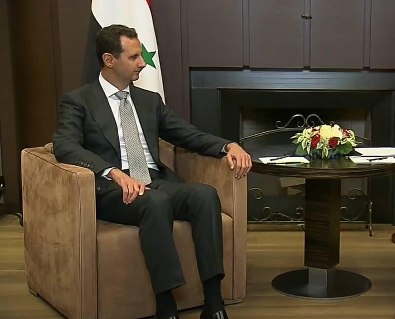 """Assad는 떠나야한다""라는 논문은 다시 작동하지 않았다 : 선거에서 현 시리아 대통령의 승리"