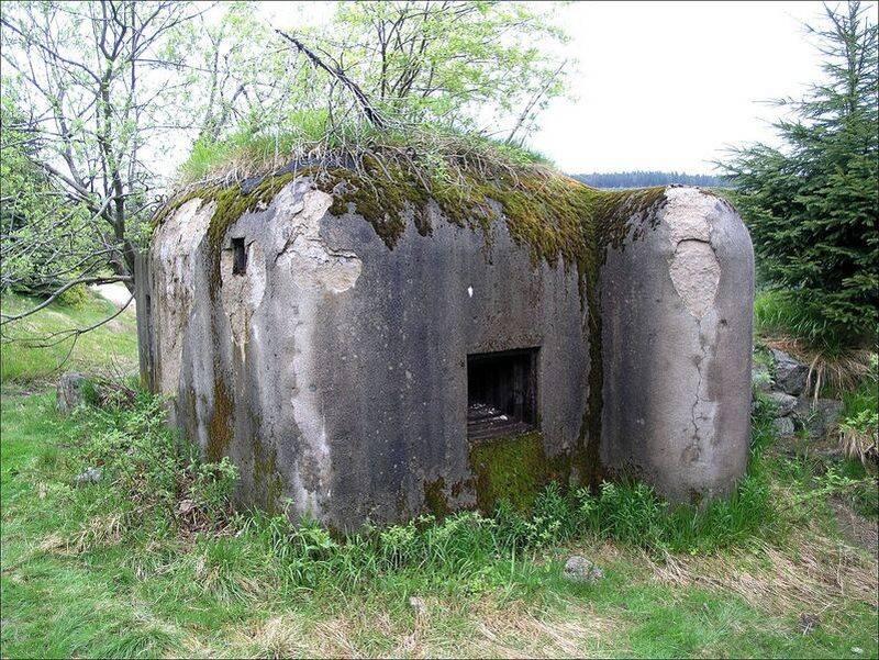"""Fortificações da """"Linha Maginot Tcheca"""" estão sendo vendidas pelo Ministério da Defesa do país"""