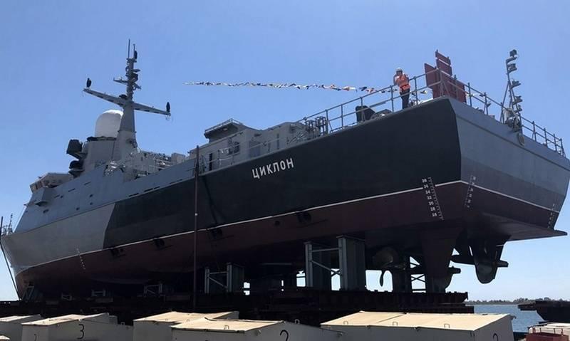 黒海艦隊は、プロジェクト22800「カラクルト」のXNUMX隻の小型ミサイル艦によって強化されます。