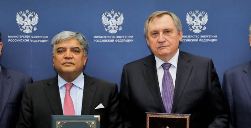 रूस पाकिस्तान स्ट्रीम गैस पाइपलाइन का निर्माण शुरू करेगा