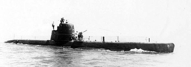 """Pequeño submarino tipo """"Malyutka"""" Serie XII"""
