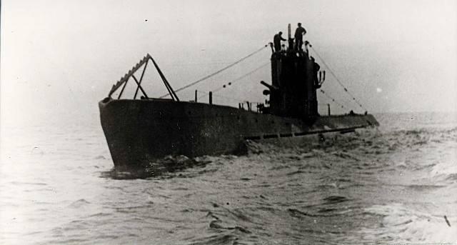 Submarino mediano