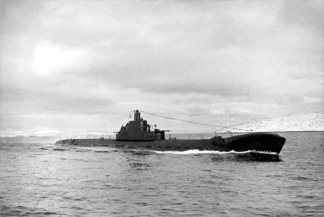 Submarino de crucero