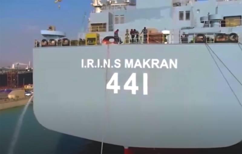 Amerikanische Presse: Iran hat Fregatten- und Hubschrauberträger an die Küste Venezuelas geschickt, von wo aus sie die USA bedrohen können