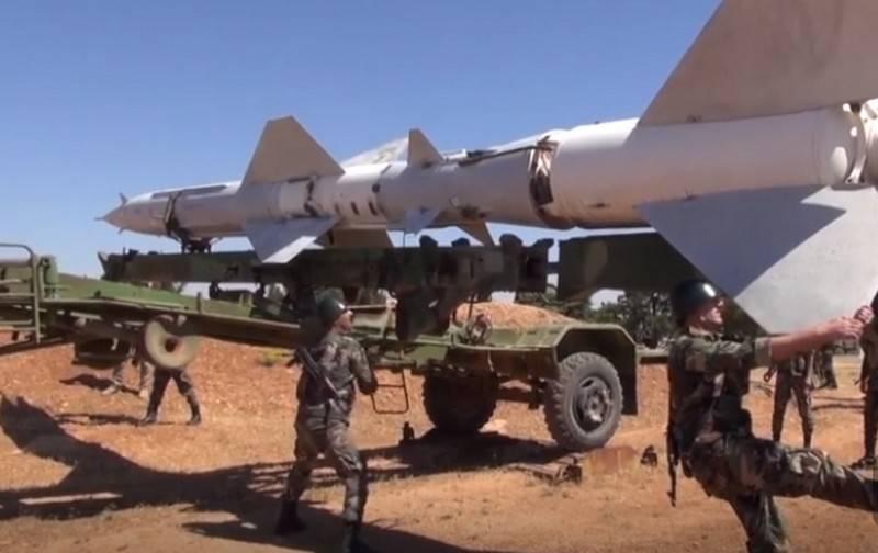 """""""Bu teknik çok güvenilir"""": Suriye'de Sovyet hava savunma sistemi S-75 """"Dvina"""" nın etkinliğini duyurdu"""