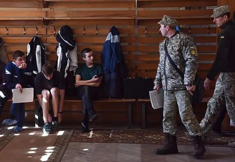 Весенний призыв в украинскую армию под угрозой провала