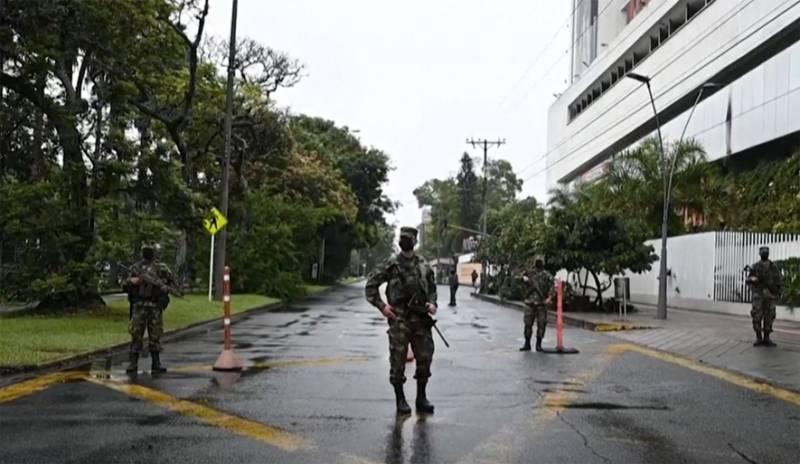 Массовые протесты в Колумбии: отдан приказ о вводе войск в столицу и другие крупные города