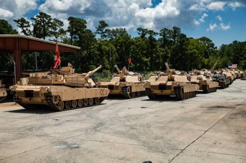 Из-за отказа от танков Корпус морской пехоты США сокращает личный состав