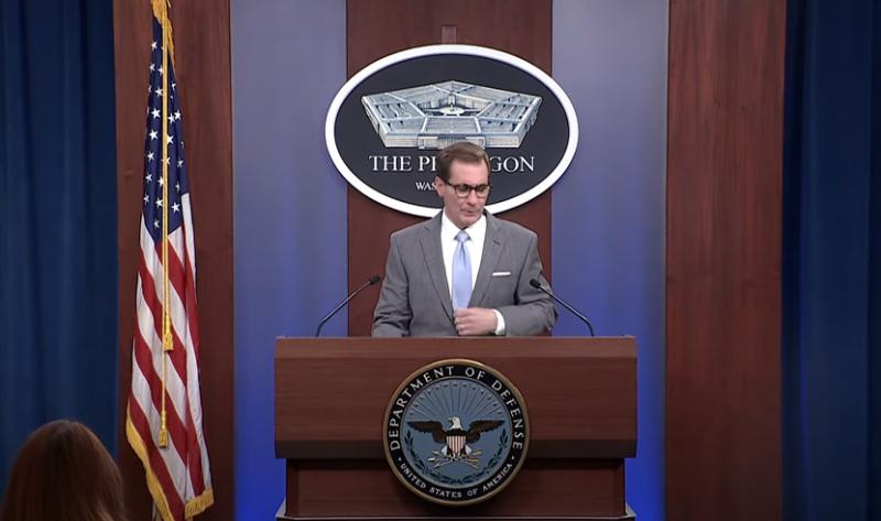 Пентагон обвинил Россию в непрозрачности военных учений у «границ НАТО»