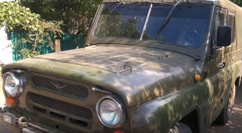 У Минобороны Украины возникли трудности с заменой армейских автомобилей УАЗ в ВСУ