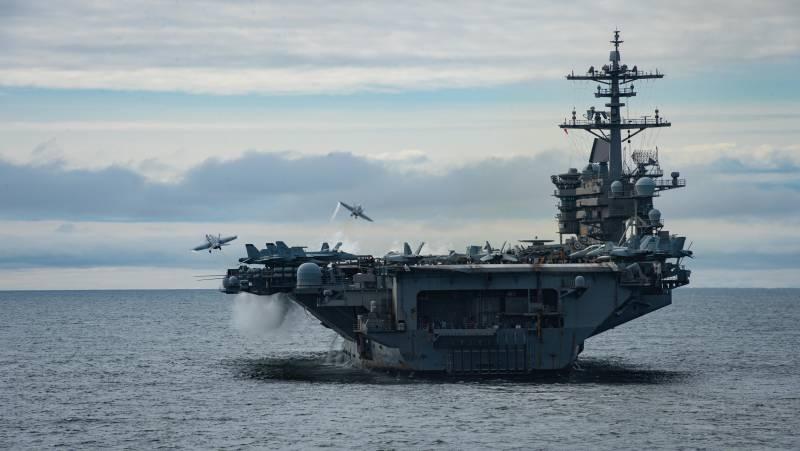 Маленький флот и большая политика