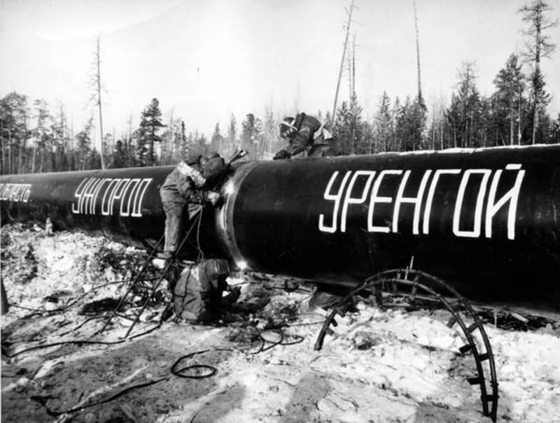 Как СССР выиграл газовую войну за Европу
